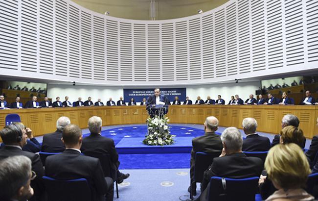Україна виграла першу справу в ЄСПЛ, пов