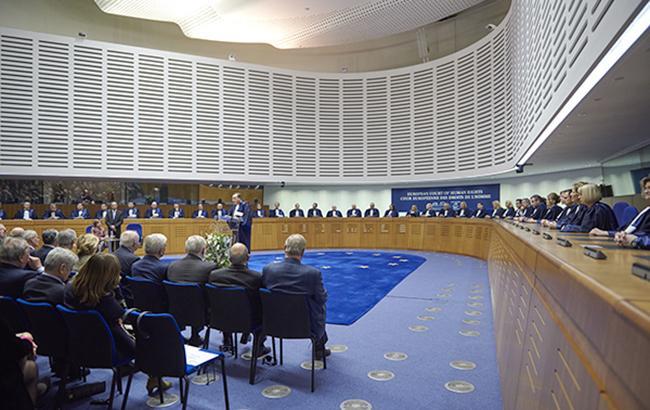 Фото: заседание Европейского суда по правам человека (echr.coe.int)
