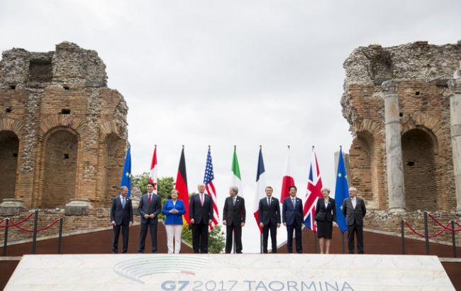 У Франції сьогодні відкривається саміт G7
