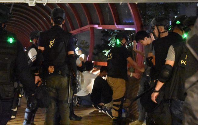 В Гонконге полиция задержала ряд активистов