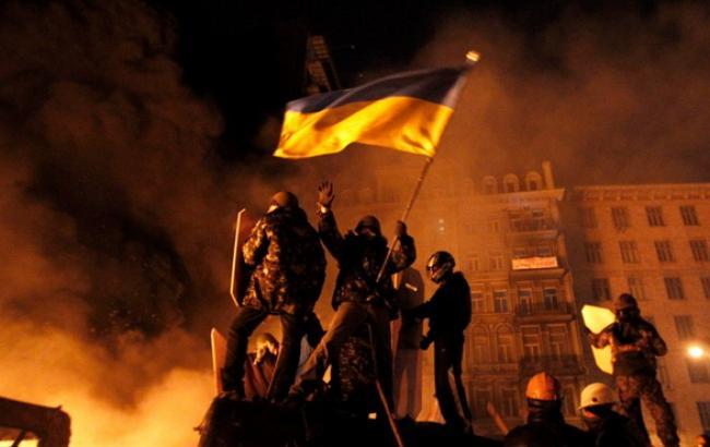 Годовщина Евромайдана: Революция умерла? Да здравствует революция!