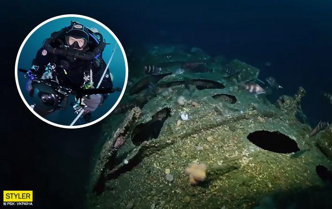 В Бермудском треугольнике нашли пропавший корабль: он исчез 95 лет назад