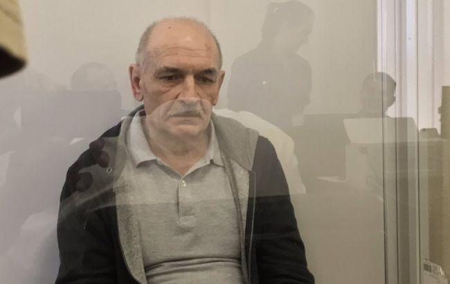 Апелляционный суд выпустил Цемаха из-под стражи