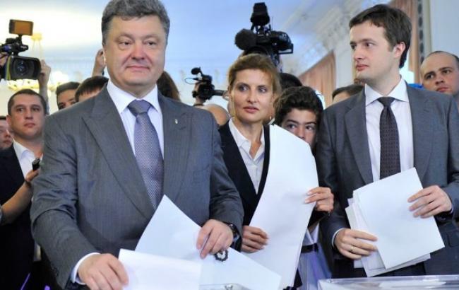 Выборы Рады: Порошенко проголосует после 12:00