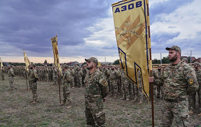 """В Конгрессе требуют внести полк """"Азов"""" в список террористических организаций"""