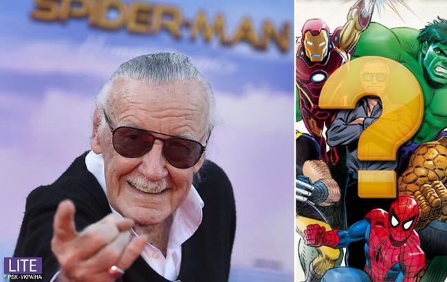 Создатель комиксов Marvel перед смертью придумал нового супергероя