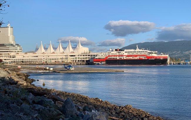 Норвегия запретила остановку круизных лайнеров в своих портах