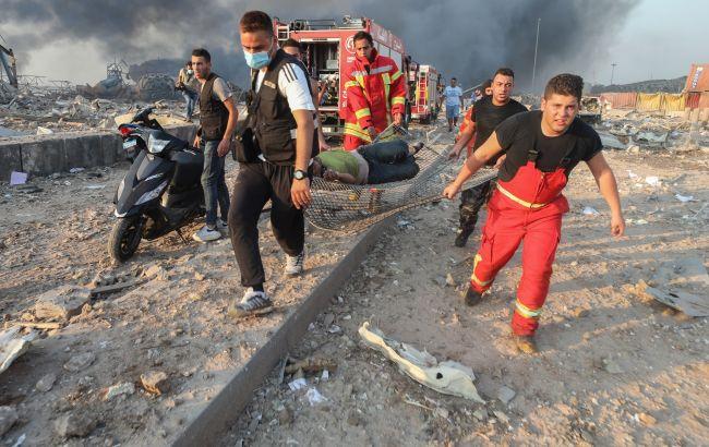 Взрыв в Бейруте - жертв уже 113 - Бейрут | РБК Украина