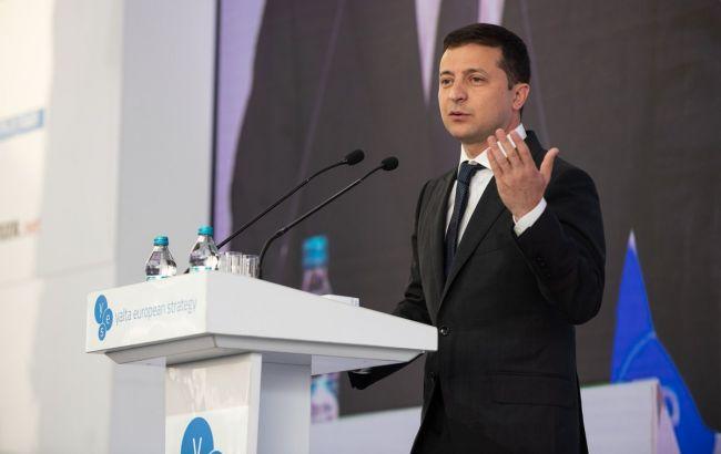 Зеленский: введение миротворцев на Донбасс не рассматривается