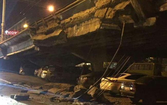 Вариант реконструкции Шулявского путепровода будет принят на следующей неделе