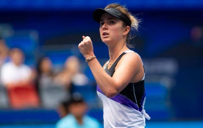 Свитолина узнала соперницу по третьему раунду турнира WTA в Пекине