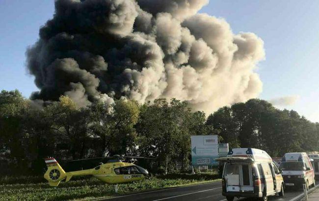 В австрійському Лінці біля аеропорту прогримів вибух