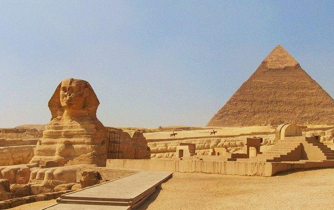 піраміди - найпопулярніша визначна пам'ятка Єгипту