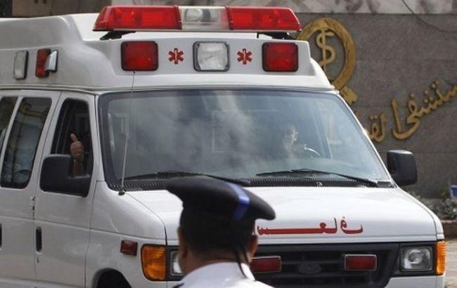 Врезультате происшествия надороге вЕгипте погибли 12 человек
