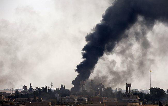 В Сирии заявили о гибели мирных жителей в результате бомбардировок
