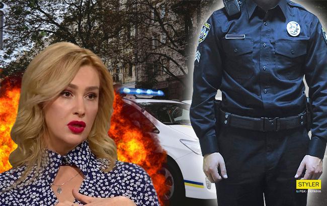 """Відома телеведуча """"продемонструвала"""" свою вихованість у розмові з патрульним поліції"""