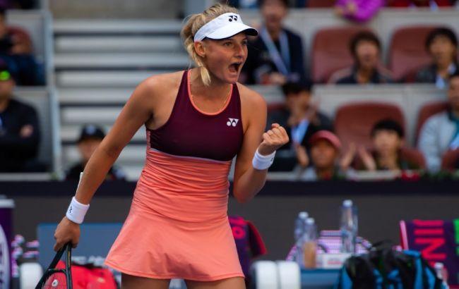 Ястремская выбила из турнира Кубок Кремля действующую чемпионку