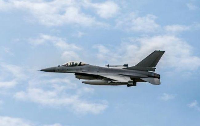 В Німеччині розбився літак ВПС США