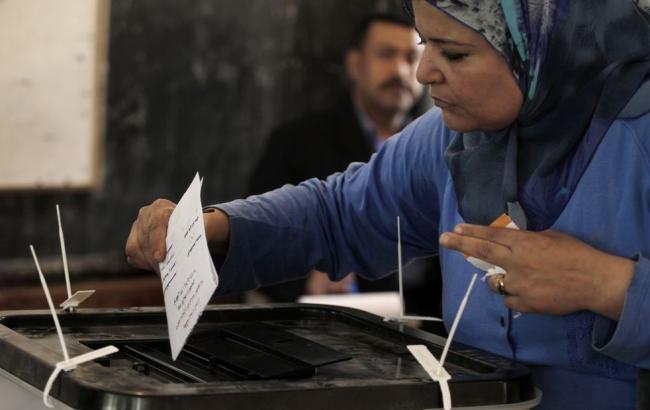 В Єгипті явка в першому турі виборів у парламент склала 26,7%