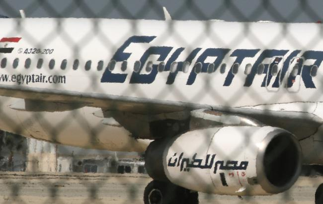 Фото: літак в момент аварії перебував у зоні відповідальності єгипетських диспетчерів