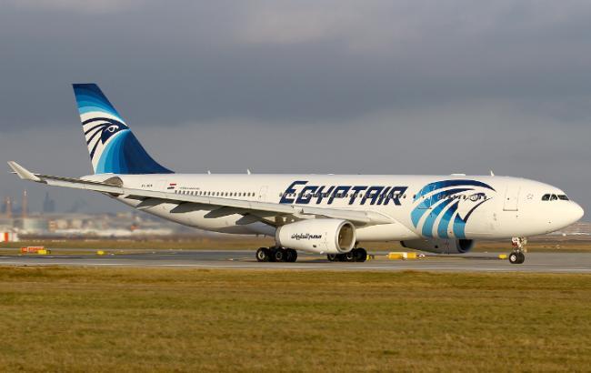 На борту угнанного самолета EgyptAir может находиться бомба