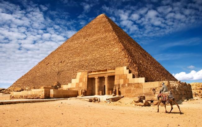 Ученые открыли удивительную особенность египетской пирамиды