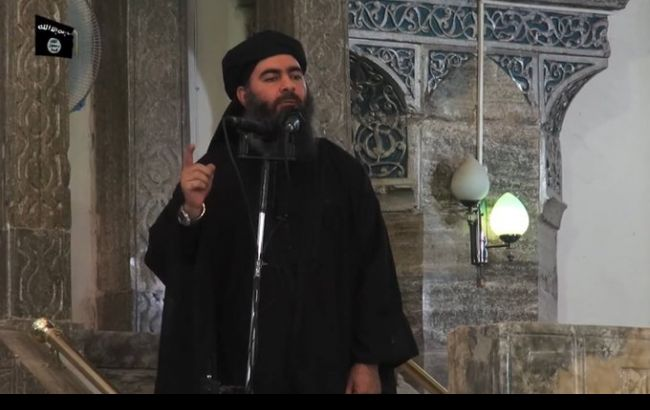 Местонахождение главаря ИГИЛ вычислили в результате допроса одной из его жен