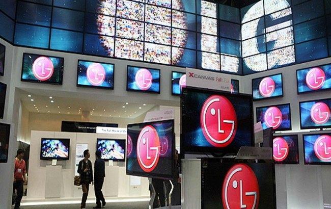 Фото:  LG продемонстрировала падение основных финпоказателей