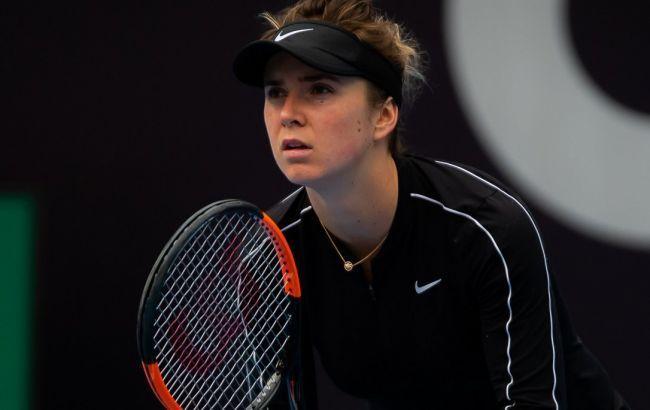 Свитолина и Ястремская заявились на турнир WTA в Индиан-Уэллсе