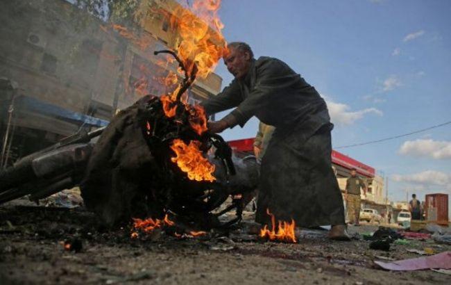 У Сирії підірвали автомобіль в житловому районі, є загиблі