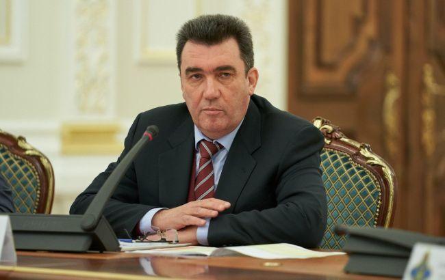 В РНБО обговорили сценарії деокупації Донбасу