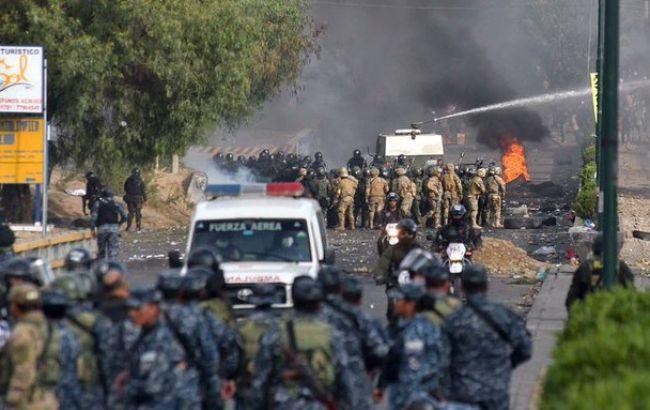 На протестах в Болівії загинули 23 людини