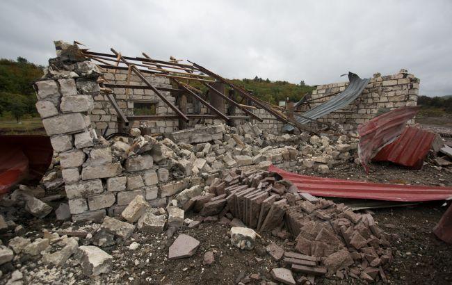 Вірменія заявила про обстріл Степанакерта у Нагірному Карабасі