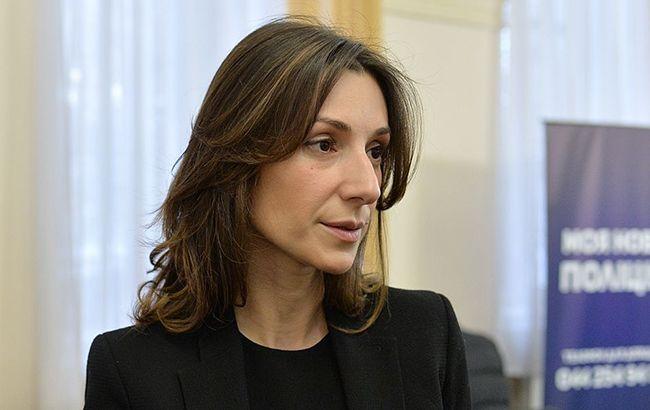 Фото: Згуладзе подала в отставку
