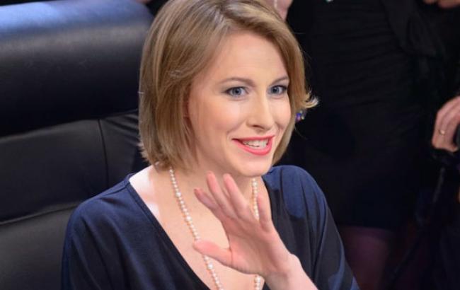 Фото: Олена Кравець швидко повернулася у форму (tsn.ua)