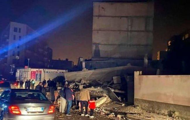 Новий землетрус в Албанії: загинули 23 людини, 650 постраждали