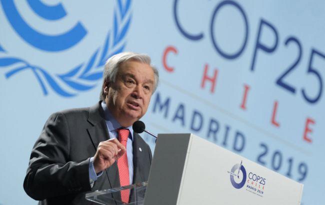 В Мадриде началась Климатическая конференция ООН