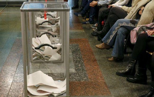 Фото: вибори мера Ужгорода