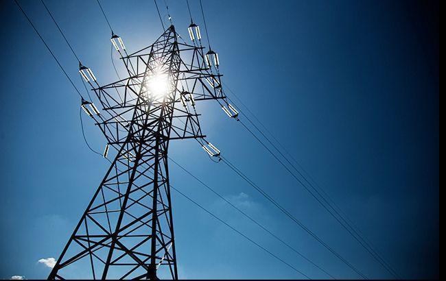 Украина в ноябре сократила производство электроэнергии на 7,5%