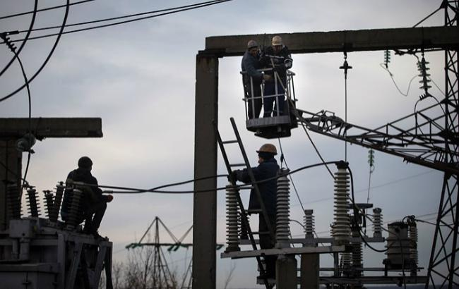 Фото: електрика у Криму (ТАСС)