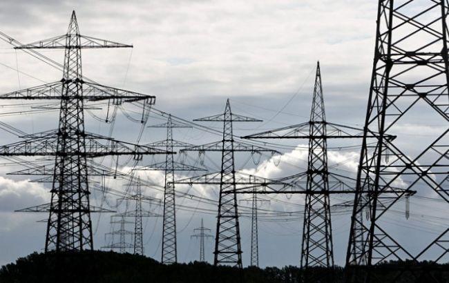 Украина в ноябре сократила производство электроэнергии на 8,2%