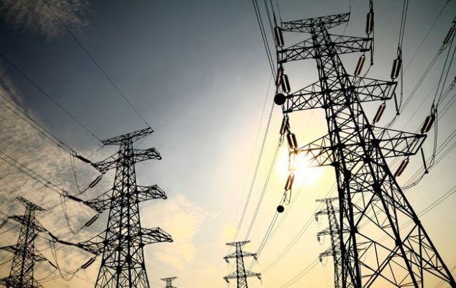 Фото: Украина за 7 месяцев снизила экспорт электроэнергии на 61,5%