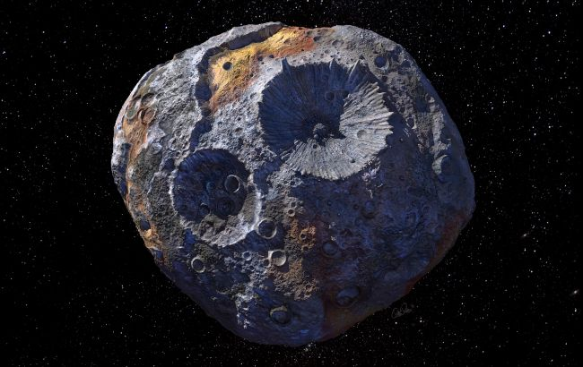Легендарный астероид из золота оказался не тем, чем его считали: ученые сделали заявление