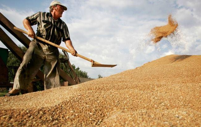 Попит на українську агропродукцію в Європі падає