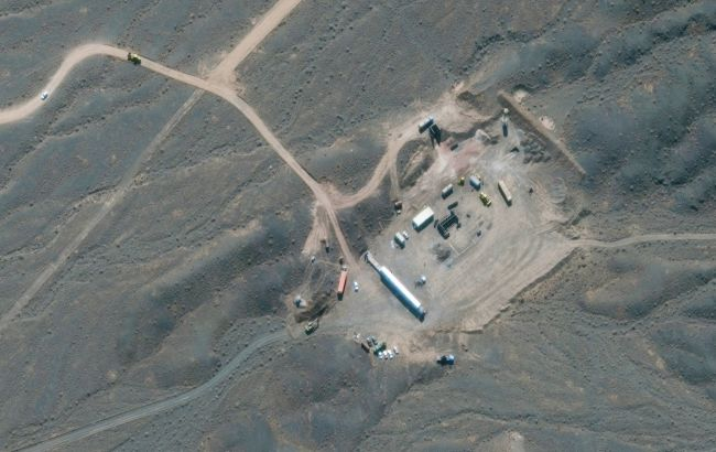 На ядерному об'єкті в Ірані сталася аварія