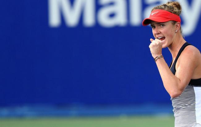 Свитолина вышла во 2-ой этап турнира вМалайзии