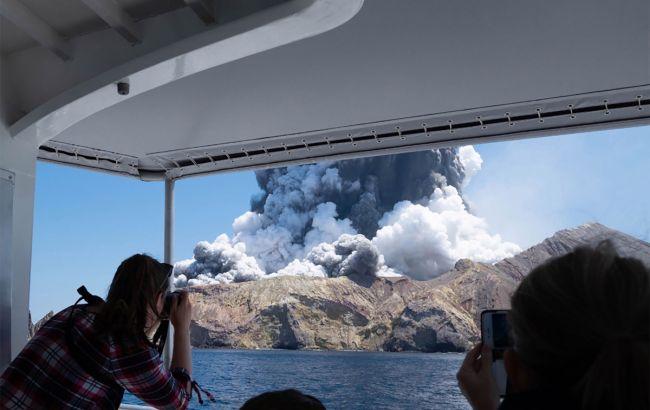 Число жертв при извержении вулкана в Новой Зеландии существенно выросло