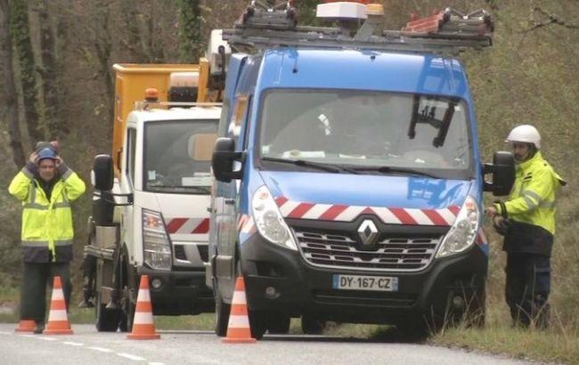 Во Франции из-за непогоды погибли двое человек