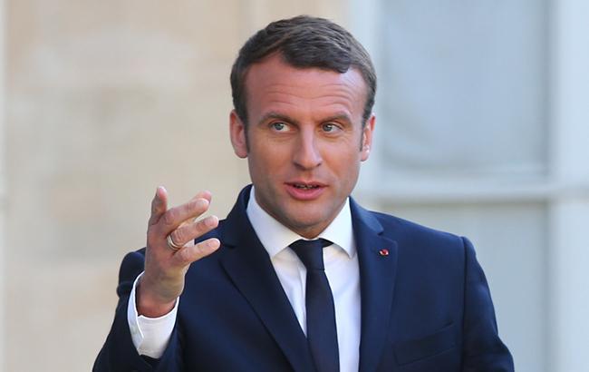 Фото: Эммануэль Макрон (elysee.fr)