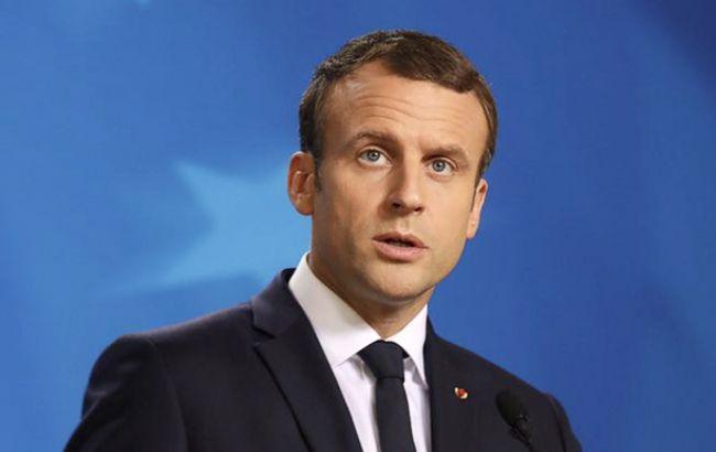 Макрон вважає, що бойовики ІДІЛ в Сирії будуть повністю переможені в лютому
